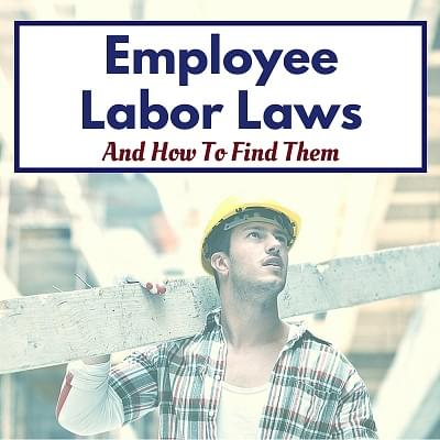 OSHA Articles Employee Labor Laws