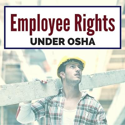 OSHA Articles | Employee Rights Under OSHA