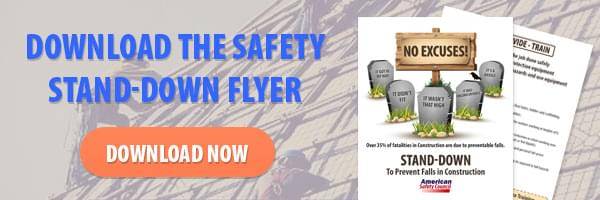 Download The Safety Stand-Down Flyer