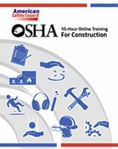 OSHA Study Guide for 10-Hour Construction