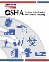 OSHA Study Guide for 30-Hour General Industry